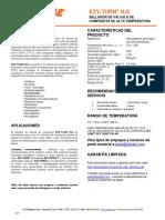 Ezy-Turn H2S_TDS_Spanish.pdf