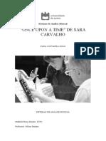 Once upon a time, Sara Carvalho- Análise