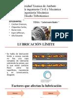 Capa limite de lubricacion - CHIPANTIZA, CUICHAN, ULLOA, ESPIN, DURAN (2)
