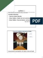 Clase  2.3 Quimica I UNAC