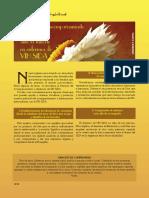 Pastoral de Acompañamiento a enfermos de VH SIDA PRIMERA PARTE
