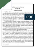 Matemática - Apostila Geometria Analítica FRSM
