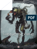 Xenoscape Quickstart - Ita