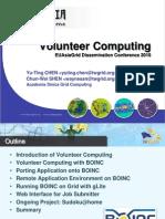 Talk09_Volunteer Computing
