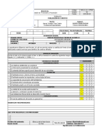 Evaluación de Eventos CURSO DE RESILIENCIA EN TIEMPOS DE LA COVID-19.