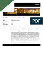 Accelerating Sustainable Design With BIM Summary