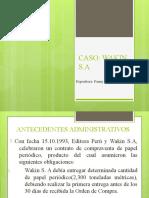 CASO WAKIN.odp