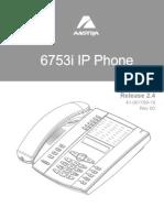 IPPhone 53i Manual