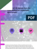 Transport de charges dans les semiconducteurs organiques désordonnés.pptx