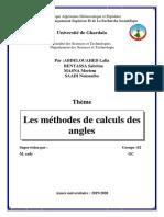 les méthodes de calculs des angles.-محول.pdf