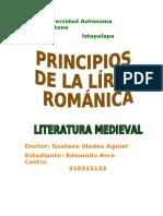 Bibliografía para Jarchas, trabajo final UAM