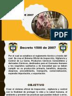 ASPECTOS MAS IMPORTANTES DEL DECRETO 1500