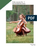 Concerto_No.3_for_Solo_CELLO__Orchestra_1st_mov__BAD_MAD_BARKING_DOG__