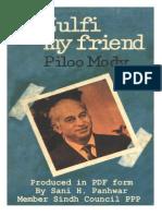 Zulfi My Friend (English Version)