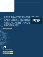 Best Practices for State and Local Emergency Rental Assistance Programs