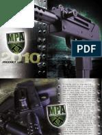 Master Piece Arms Catalog 2010