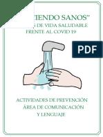Actividades COVID P