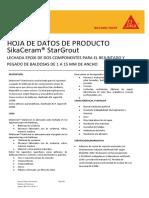 SikaCeram StarGrout