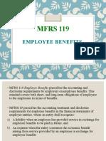 8. MFRS 119  EMPLOYEE BENEFITS (1)