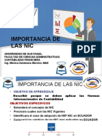 2 Importancia de Las Nic