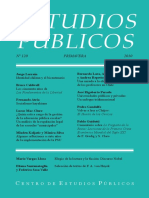 Revista Estudios Publicos 120