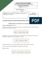 curso 7matematicas
