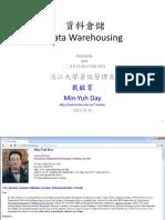 992DW01 Data Warehousing