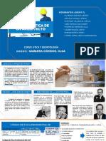 CÓDIGO DE ETICA DE LA ARQUITECTURA