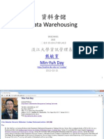 992DW01 Data Warehousing