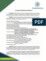 Vacaciones Poder Judicial de Puebla 2020 - 2021