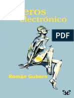 El eros electronico - Roman Gubern