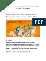 Actividades para favorecer la lectura - Miguel Zaccaro