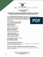 Acta de adjudicación (comité evalluador)