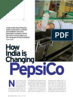 Pepsi article 2