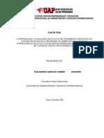 1 ESQUEMA DEL PROYECTO DE INVESTIGACION 2020_2_personalidad