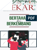 Majalah MEKAR Edisi Akhir Tahun Desember 2020