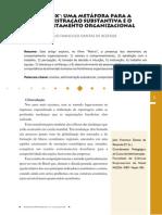 Matrix - uma metáfora para a administração substantiva e o comportamento organizacional