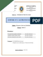 Exposé 2 - Protocole IPv4
