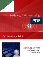 Noile reguli de marketing și PR