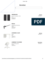 Dormitor - IKEA