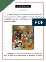 CENÁCULO DEL APOSTOLADO DE LOS SAGRADOS CORAZONES UNIDOS DE JESÚS Y DE MARÍA
