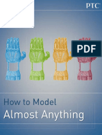 How to Model Almost Anything Print