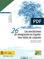 Las asociaciones de inmigrantes en España. Una visión de conjunto