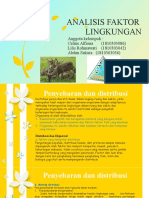 Analisis Faktor Lingkungan_Ekologi