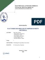 GRUPO 2_ MONOGRAFIA. FACTORES DE RIESGO Y ETIOLOGÍA EN HIPERTENSIÓN ARTERIAL.docx