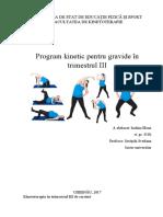 program kinetic