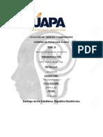Tarea III Neuropsicologia