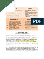 DOFA MERMELADA DE ARRACACHA