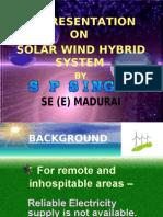 WIND SOLAR HYBRID