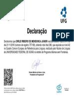 isf-declaracao  TOEFL ITP dia 21_11_2018
